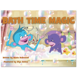 Storybook – Bath time magic