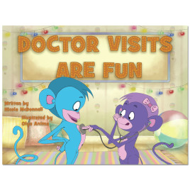 Storybook – Doctor visits are fun