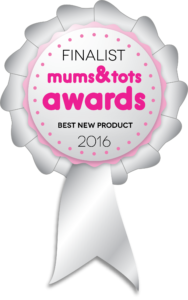 Finalist_Best New Product_Mums and Tots Awards 2016